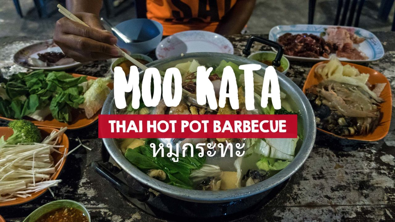 Moo Kata – Thai Hot Pot Barbecue