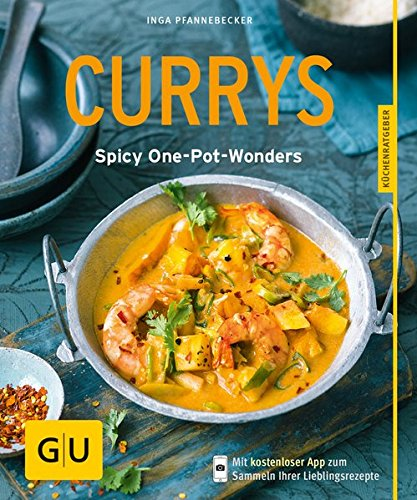 Currys: Spicy One-Pot-Wonders - Kochbuch