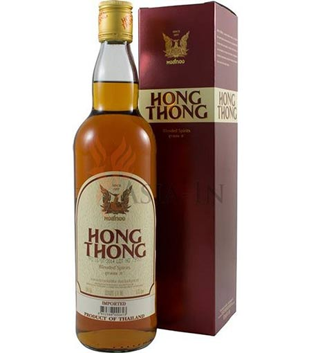 Hong Thong Thai Whisky - Lebensmittel