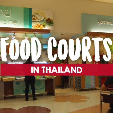 Food Courts in Thailand