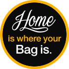 Home is where your Bag is Logo