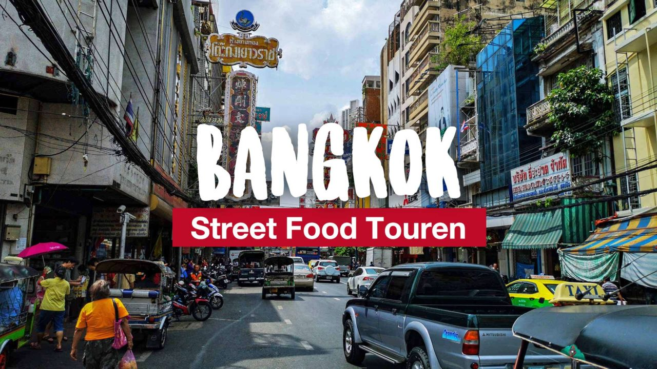 Bangkok Street Food Touren