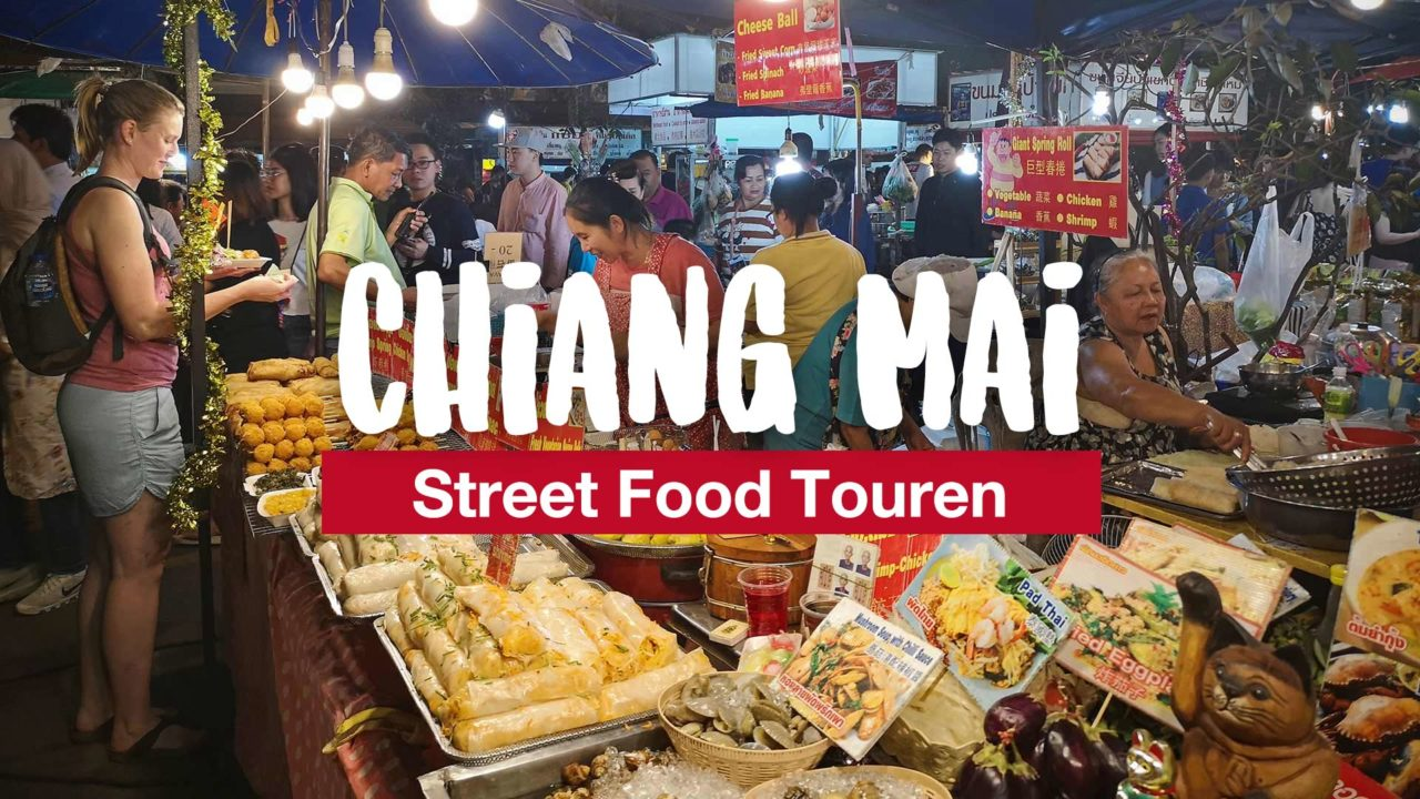 Chiang Mai Street Food Touren