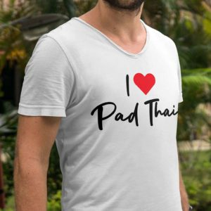 I love Pad Thai T-Shirt von Try Thai